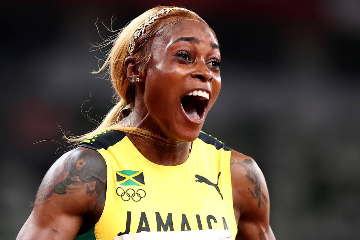Elaine Thompson-Herah wins Tokyo 2020 gold medal in record