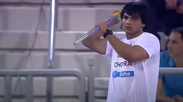 Neeraj Chopra targets India first Olympics track and field medal