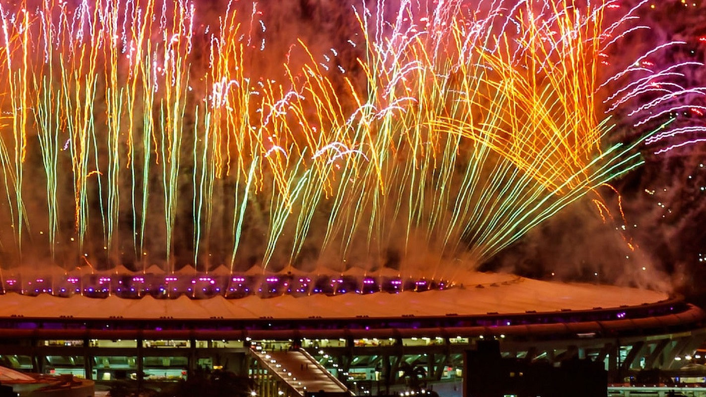 Tokyo Olympic Games Opening Ceremony
