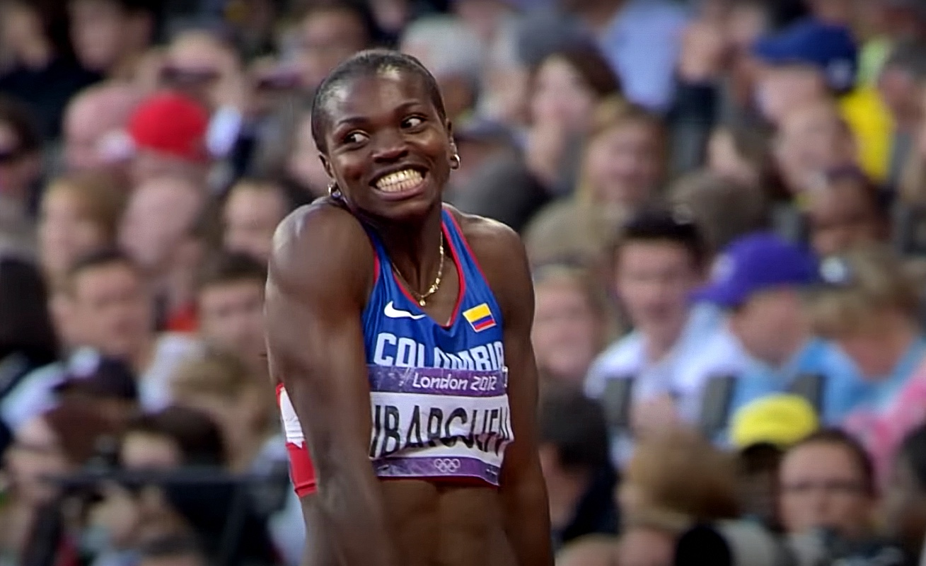 Caterine-Ibarguen-of-Colombia-women-triple-jump