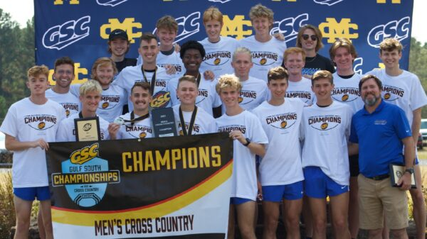 Gulf-South-Conference-mens-cross-country-championship