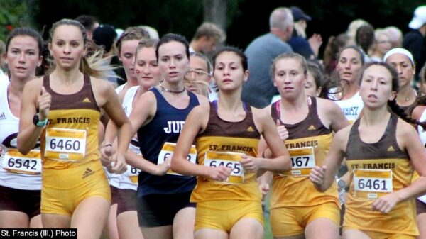 St.-Francis-Ill.-women-cross-country-NAIA-Great-Lakes-Challenge